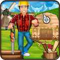 Village Farm House Builder APK