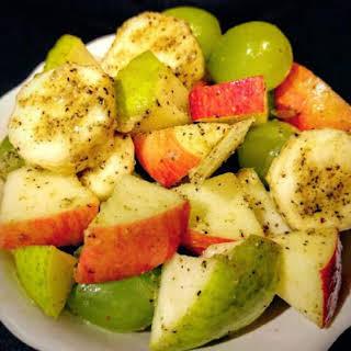 Fruit Chaat.