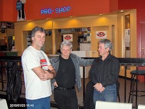 Photo: Guy Rhéaume, à gauche, grand gagnant pour les hommes