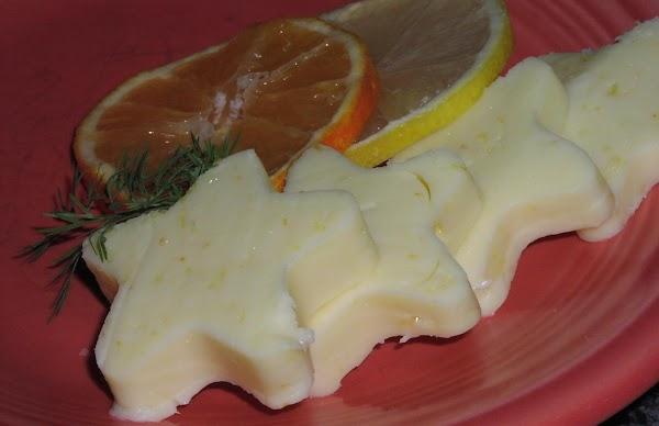 Lemon-orange Butter Recipe
