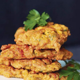 Pumpkin Fritters Without Eggs Recipes