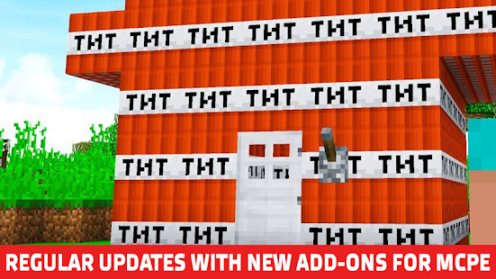 Mod Tnt For Mcpe Apps Bei Google Play