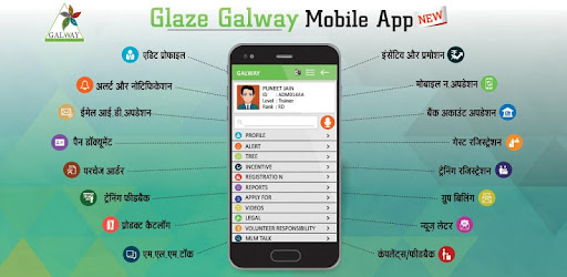 Glaze Galway - Apps on Google Play