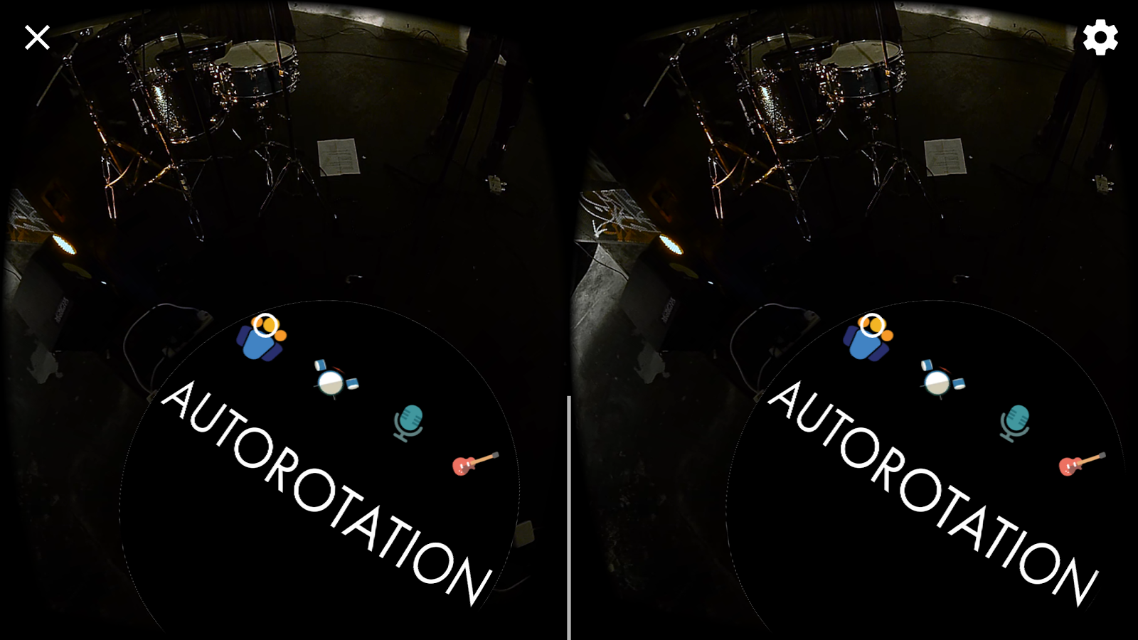 Autorotation VR- screenshot