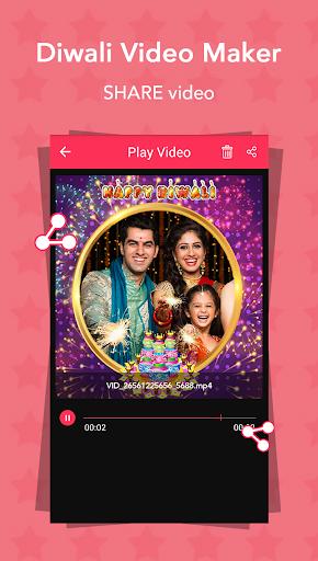 Diwali Video Maker 2.0 screenshots 6