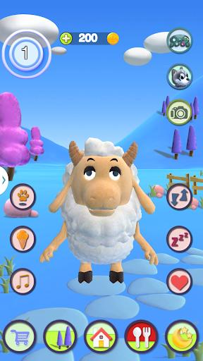 Talking Sheep apktreat screenshots 1