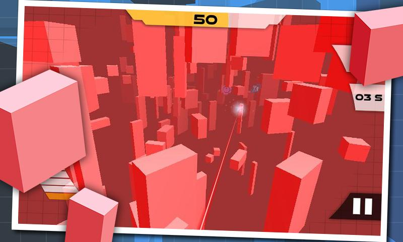 Rail Shooter- screenshot