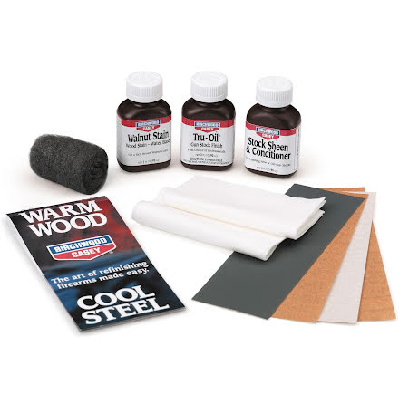 Tru-Oil Gun Stock Finish Kit (90ml x3)