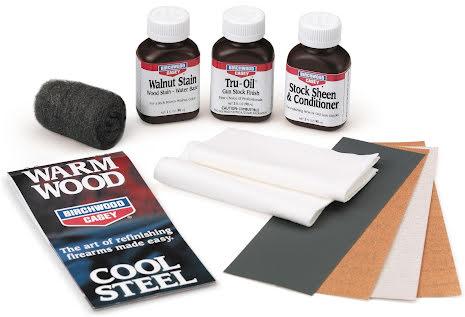 Tru-Oil Gun Stock Finish Kit (90ml x3)