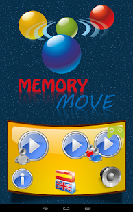 Memory Move - náhled