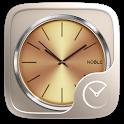 Noble GO Clock Theme icon