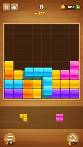 Perfect Block Puzzle screenshot 1