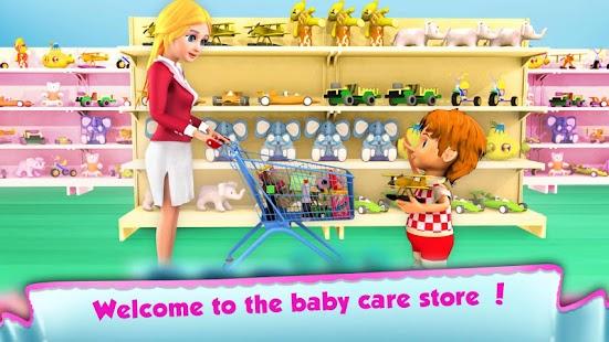 Baby Supermarket Manager - náhled