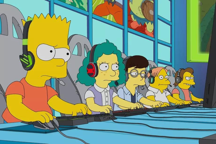 SimpsonsEsports