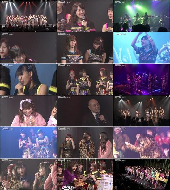 (DMM)(HD) 『2018新春特別公演』 NMB48劇場7周年 180101