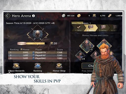 Game of Thrones Beyond the Wallu2122 apkdebit screenshots 21