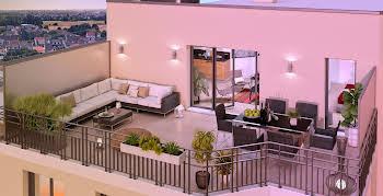Appartement 4 pièces 83,08 m2