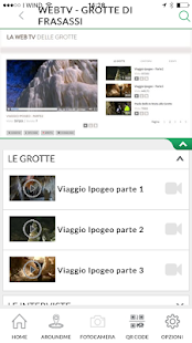 iFrasassi - Le Grotte- screenshot thumbnail