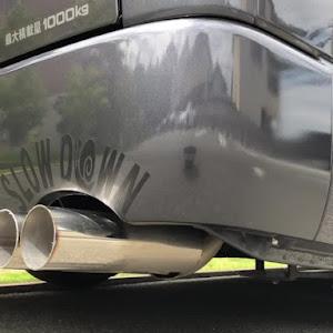 ハイエースバン TRH200V 4型 S-GL ダークプライム グレーメタリックのカスタム事例画像 けんちゃん☻ さんの2019年07月15日15:37の投稿