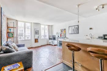 Appartement meublé 2 pièces 39,82 m2