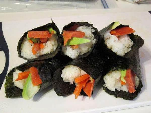 Best Sushi Hand Rolls Recipe