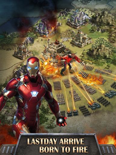 Mutants War: Heroes vs Zombies MMOSLG apktram screenshots 10