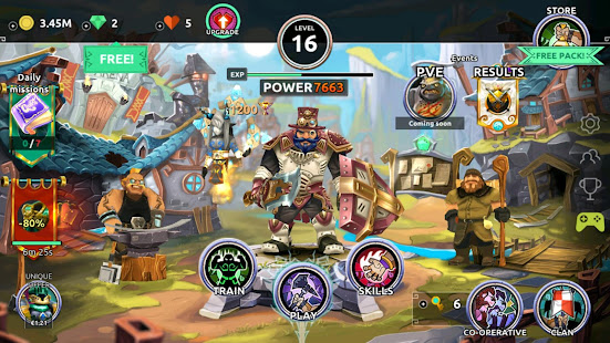Dungeon Legends - PvP Action MMO RPG Co-op Games APK for