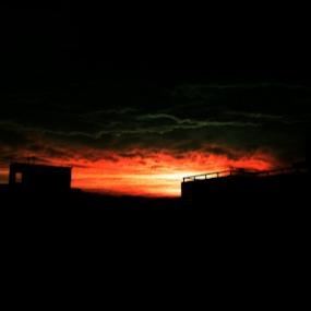 Death of the Day by Arif Hossain by Arif Hossain - Landscapes Sunsets & Sunrises ( arifhossain95, apon_arif, arif.hossain95, death of the day by arif hossain, arif hossain )