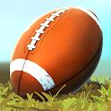 Flick Kick Field Goal Kickoff icon
