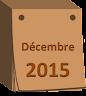 agenda decembre 2015