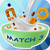 Cereal Punch Saga - Delicious Match3 Puzzle Game