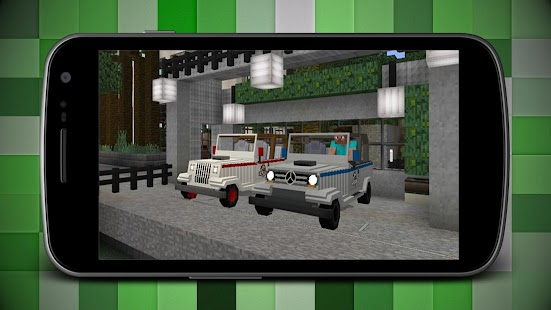Map Jurassic Craft World Addon for MCPE - náhled
