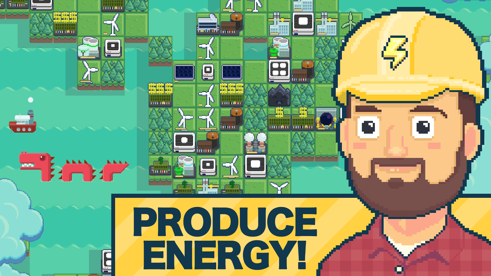 Reactor - Energy Sector Tycoon. Idle Business Game- screenshot