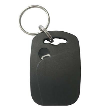 Nyckelbricka Kombi EM4200 + MIFARE DESFire EV2 2K, svart