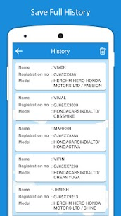 RTO Vehicle Information apk download 5