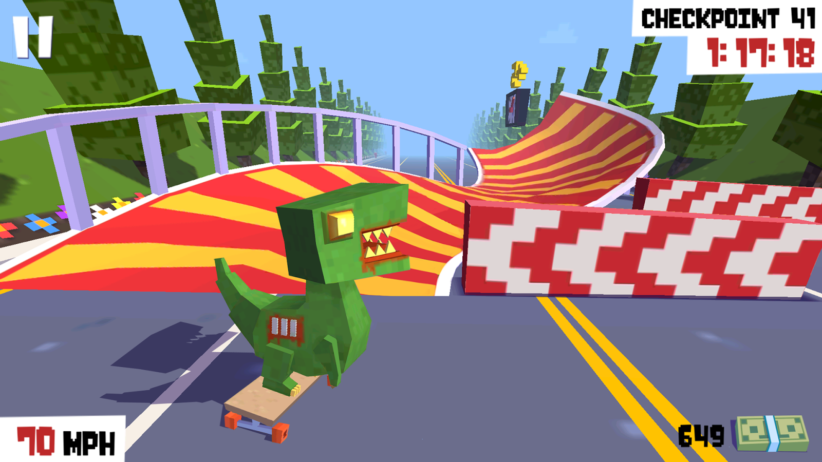 Star Skater- screenshot