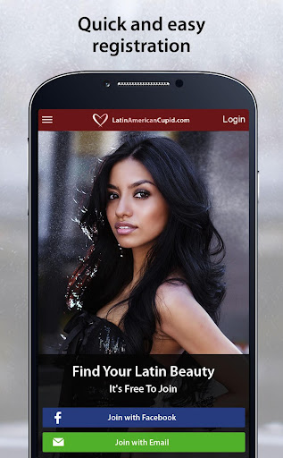 LatinAmericanCupid - Latin Dating App 2.1.6.1561 screenshots 1