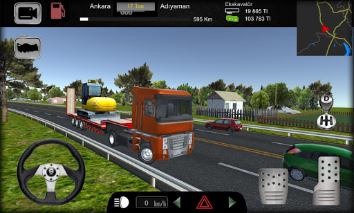 Cargo Simulator 2019: Turkey 1.61 Screenshots 8