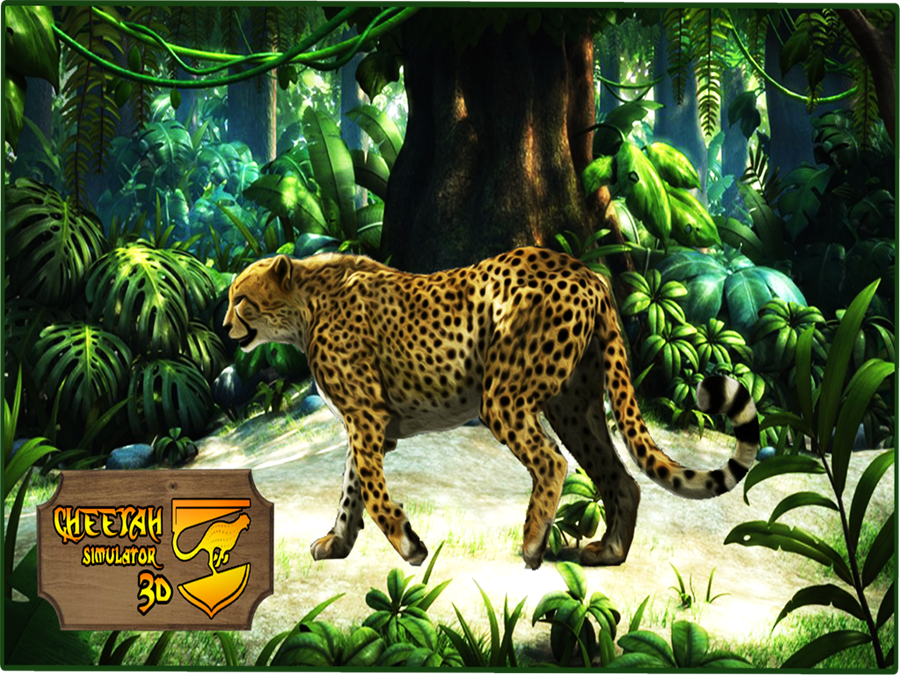 Wild Cheetah Attack Simulator - Android Apps on Google Play
