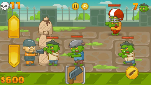 Zombie Defense 1.01.0 screenshots 2