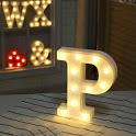 Alphabet Letter Decoration icon