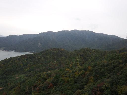 三内山方面