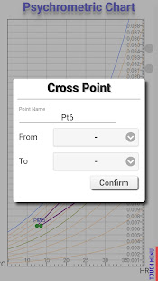 Psychrometric Chart for PC-Windows 7,8,10 and Mac apk screenshot 7