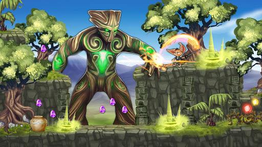 Finn & Ancient Mystery: plateforme aventure  captures d'u00e9cran 2