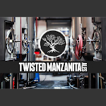 Logo of Twisted Manzanita 3rd Anniversary Wheat Wine Ale