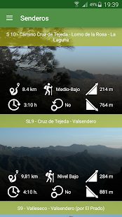 Valleseco Hiking Trails- screenshot thumbnail
