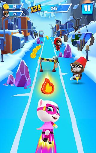 Talking Tom Hero Dash - Run Game 1.6.0.925 screenshots 9