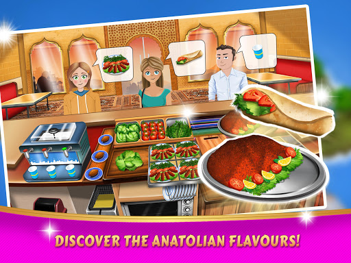 Kebab World - Chef Kitchen Restaurant Cooking Game 1.18.0 Screenshots 6