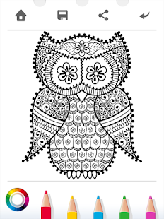 Download TuMi Adult Colorfy Book