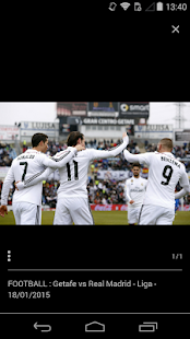 But! Real Madrid - náhled
